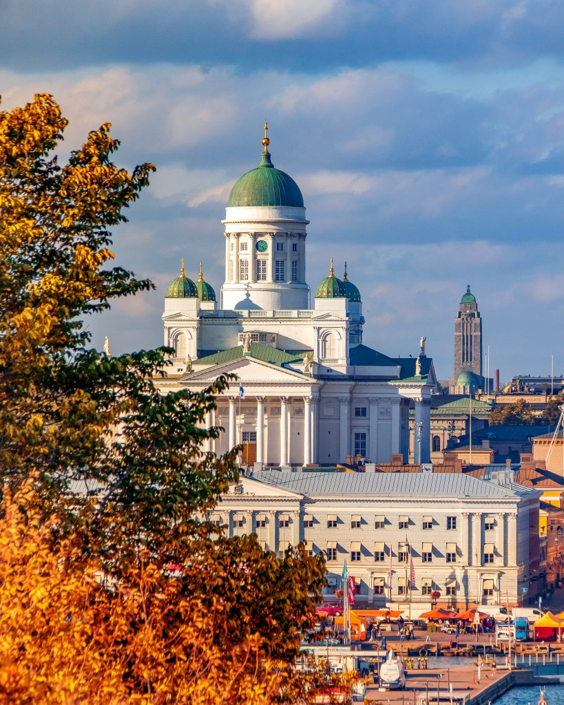 Helsinki travel services