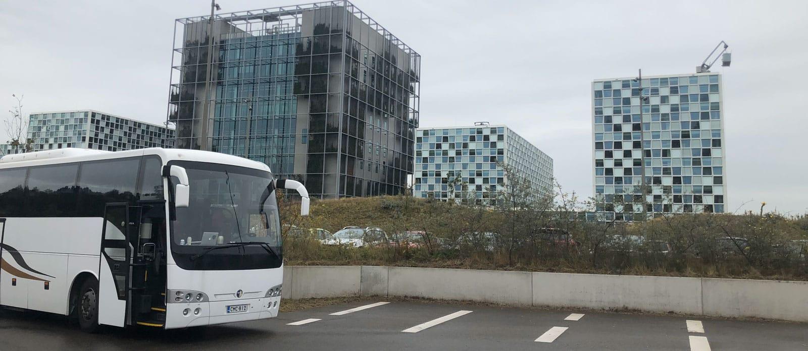 Bussimatka Hollanti